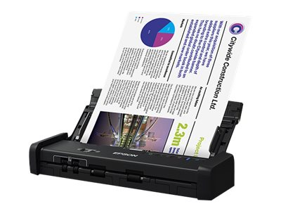 Epson DS-320 Document scanner Contact Image Sensor (CIS) Duplex Legal 600 dpi x 600 dpi  image