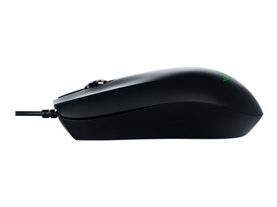 Razer Abyssus ESSENTIAL Optisk Kabling Sort