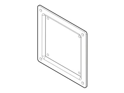 VESA Conversion Plate from VESA 75x75mm to 100x100mm FPMA-VESA100