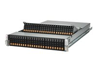 Supermicro SuperStorage Server 2028R-NR48N Server rack-mountable 2U 2-way RAM 0 GB