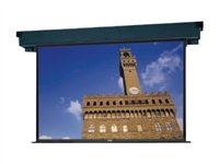 Da-Lite Boardroom Electrol HDTV Format Projection screen ceiling mountable motorized