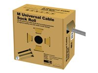 Multibrackets M Universal Cable Sock Roll 55 mm x 50 m - Kabel-Organizer
