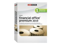 Lexware financial office premium 2019 - Box-Pack (1 Jahr)