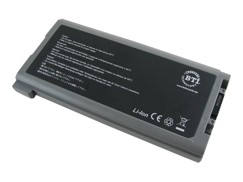 BTI - notebook battery - Li-Ion - 7800 mAh