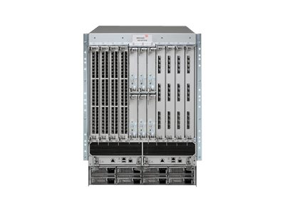 Brocade VDX 8770-8 - switch - managed - rack-mountable - with 6 x Brocade VDX 8770 Switch Fabric Module, Brocade VDX 8770 Management Module
