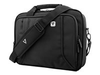 V7 Professional Frontloader Laptop Case Notebook carrying case 13INCH black