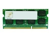 G.Skill SQ Series - DDR3 - 4 GB - SO DIMM 204-PIN - 1600 MHz / PC3-12800 - CL9