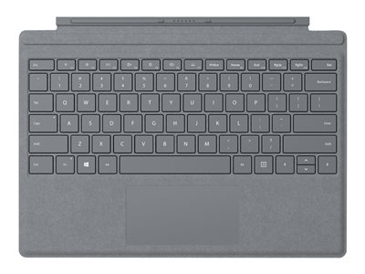 Microsoft Surface Pro Signature Type Cover Tastatur Mekanisk Ja Engelsk International