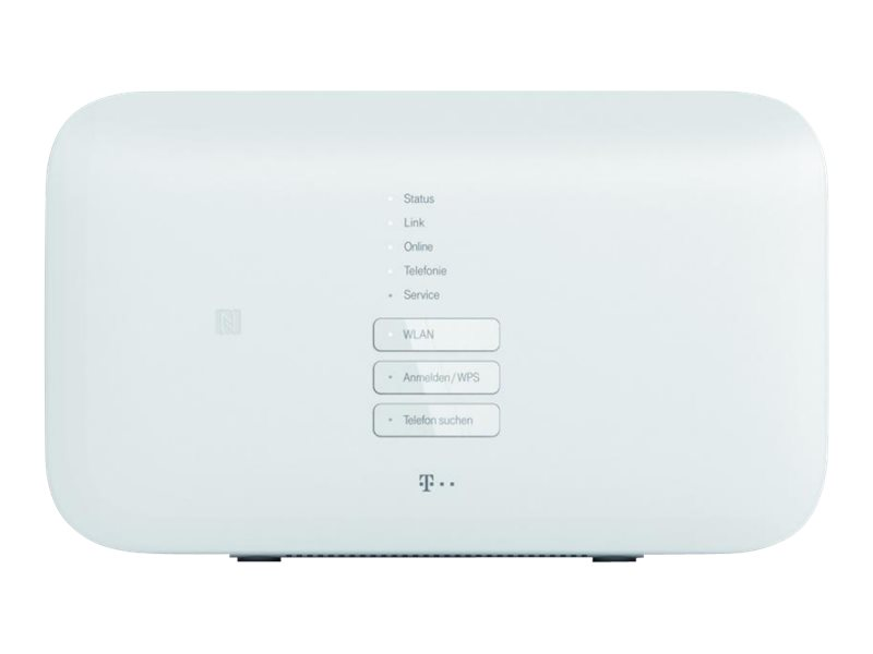 Deutsche Telekom Speedport Smart - Wireless Router - DSL-Modem - 4-Port-Switch - GigE - 802.11b/g/n/ac