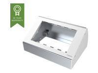 Picture of VISION TechConnect 3 2-Gang Table-Mounted Backbox - back box (TC3 BACKBOX2GT)
