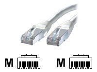 VALUE - Patch-Kabel - RJ-45 (M) bis RJ-45 (M) - 1 m - SFTP, PiMF - CAT 6