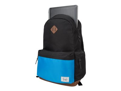 Targus Strata Notebook carrying backpack 15.6INCH black, blue