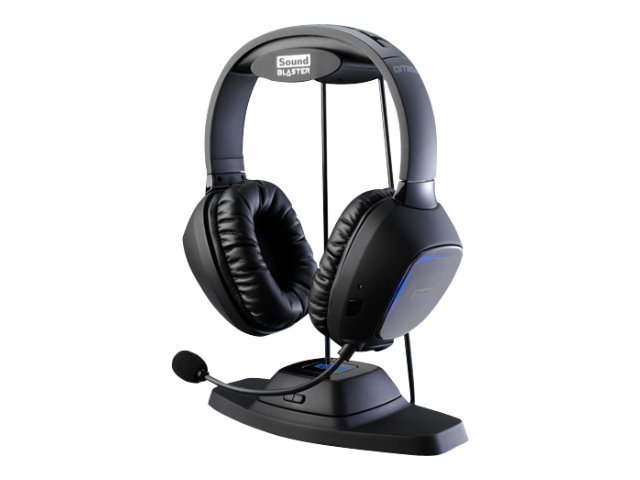 Creative Sound Blaster Tactic3D Omega - Headset - volle Gr��e - drahtl