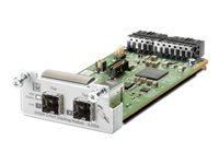 Picture of HPE Aruba - network stacking module (JL325A)