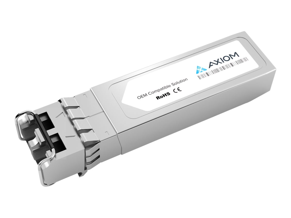 Axiom Force 10 GP-10GSFP-1S Compatible - SFP+ transceiver module - 10 GigE