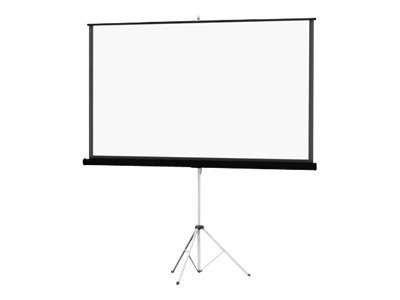 Da-Lite Picture King HDTV Format Projection screen with heavy duty tripod 106INCH (105.9 in)