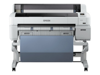 "Epson SureColor SC-T5200 - 36"" large-format printer - colour - ink-jet - Roll (91.4 cm) - 2880 x 1440 dpi - up to 0.46 min/page (mono) / up to 0.46 min/page (colour) - USB 2.0, Gigabit LAN"