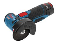 Bosch GWS 12V-76 Professional - Meuleuse d'angle