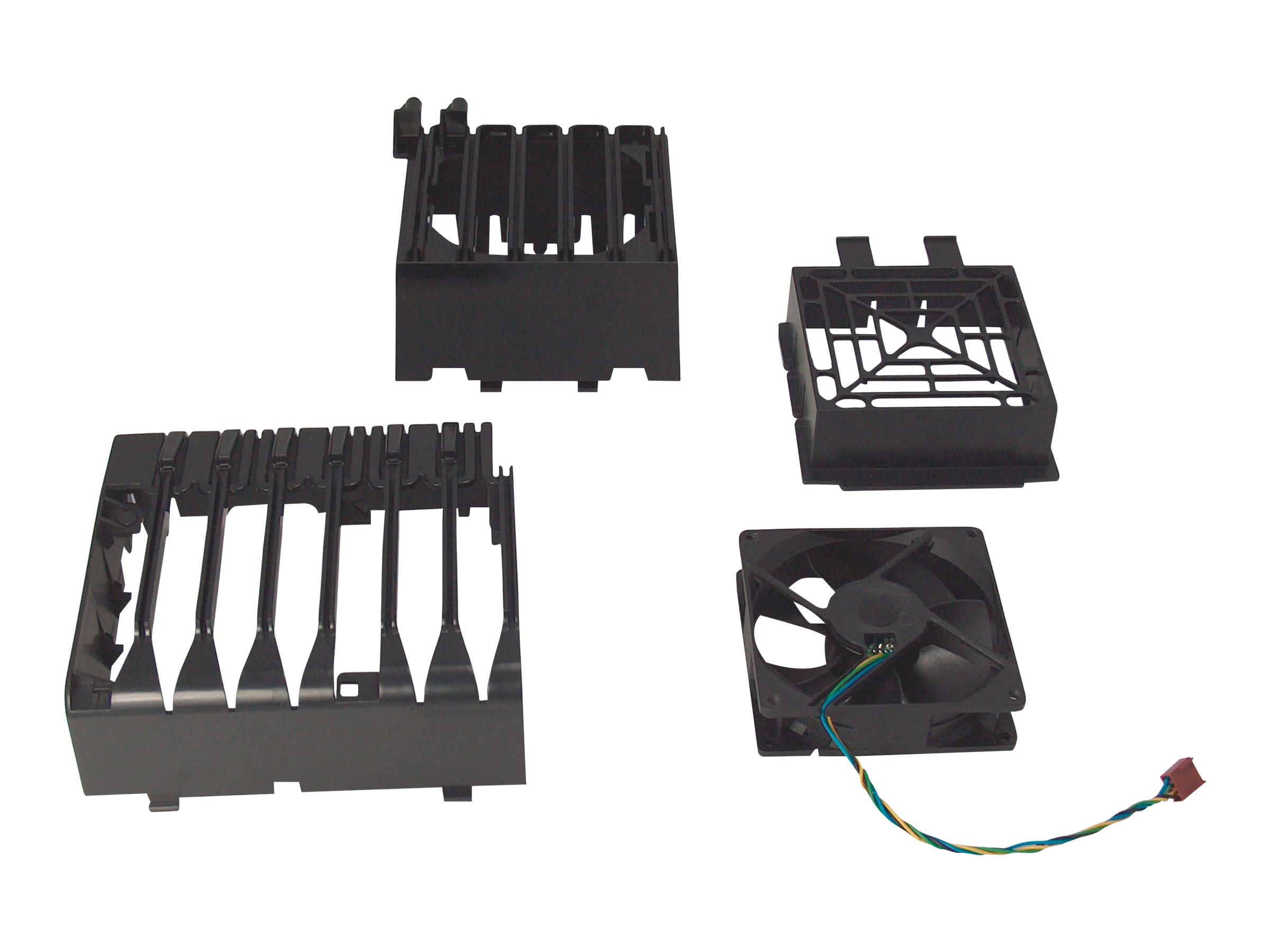 HP Fan and Front Card Guide Kit - System-Gebläseei