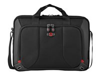 Wenger Platform 16INCH Laptop Slimcase Notebook carrying case 16INCH black