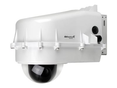 Panasonic Outdoor Camera System (AW-HE40S) D2CD12V40-2 Network surveillance camera PTZ