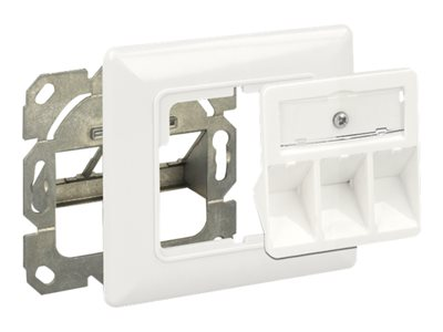 DeLOCK Keystone Wall Outlet