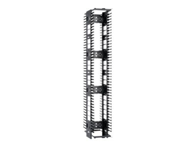 Panduit PatchRunner High Capacity Vertical Cable Manager - rack cable management panel (vertical) - 52U