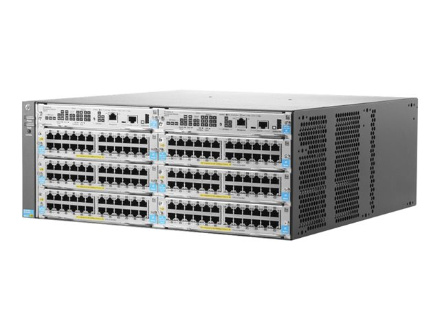 Image of HPE Aruba 5406R zl2 - switch - Managed - rack-mountable