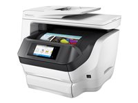 HP Officejet Pro 8740 All-in-One Multifunction printer color ink-jet