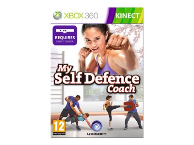 Self-Defense Training Camp Xbox 360