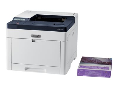 Xerox Phaser 6510DN Printer color Duplex laser A4/Legal 1200 x 2400 dpi