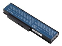 Denaq Notebook battery 1 x lithium ion 6-cell 4400 mAh 48.84 Wh