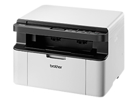 Brother DCP-1510 - Multifunction printer - B/W - laser - 215.9 x 300 mm (original) - A4/Legal (media) - up to 20 ppm (copying) - up to 20 ppm (printing) - 150 sheets - USB 2.0