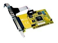 Exsys EX-41150 - Adapter Parallel/Seriell - PCI - parallel, RS-232