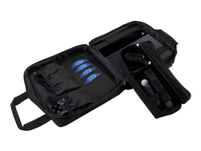 CTA Multi-Function Carrying bag for game console nylon, foam