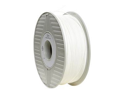 Verbatim White 2.2 lbs PLA filament (3D) for bq Witbox