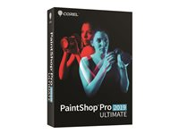 Corel PaintShop Pro 2019 Ultimate - Box-Pack