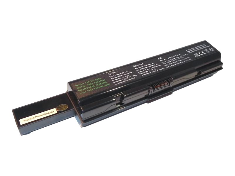 eReplacements Premium Power Products PA3727U-1BRS - notebook battery