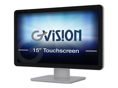 GVision D Series D15ZC LED monitor 15.6INCH touchscreen 1920 x 1080 Full HD (1080p)