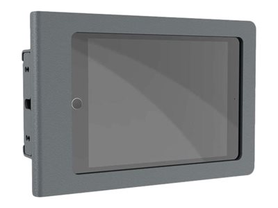 Heckler WindFall Side Mount Enclosure for Apple iPad mini steel black gray