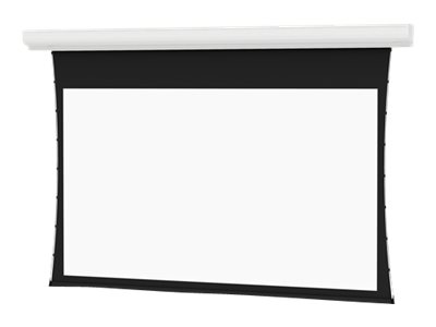 Da-Lite Tensioned Contour Electrol - Projection screen - ceiling mountable, wall mountable - motorized
