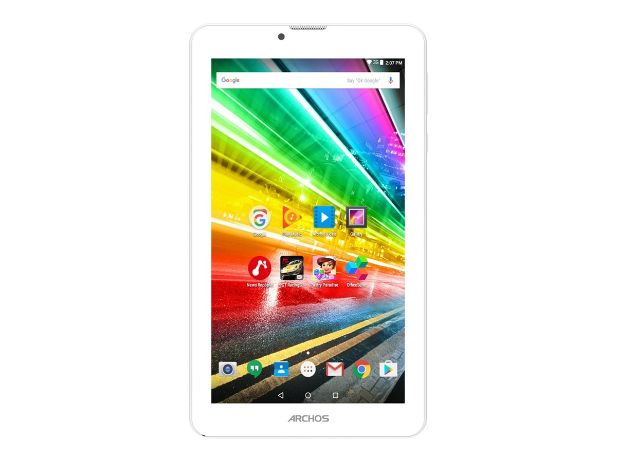 Archos Access 70 3G - Tablet - Android 7.0 (Nougat) - 8 GB - 17.8 cm (7