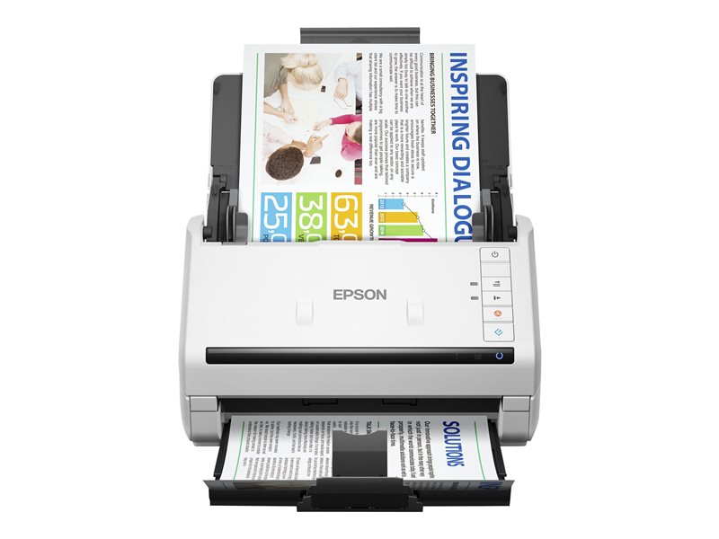Epson WorkForce DS-530 - dokumentskanner - desktop - USB 3.0