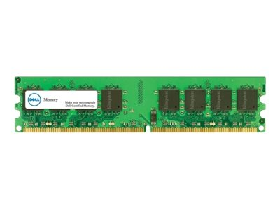 Dell - DDR3 - module - 8 GB - DIMM 240-pin - 1600 MHz - unbuffered