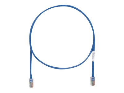 Panduit TX5e patch cable - 6 m - blue