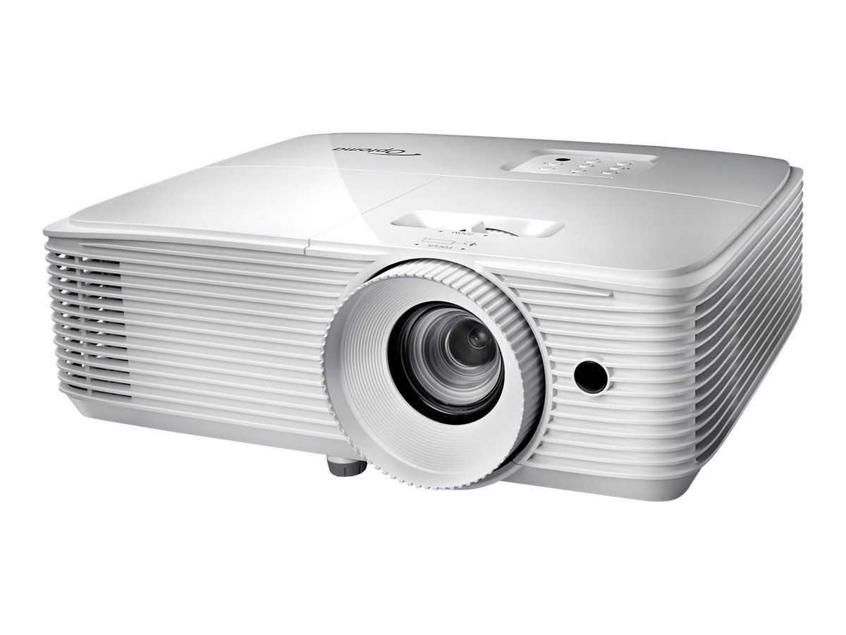 Optoma HD27E - DLP projector - portable - 3D