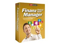 Lexware FinanzManager Deluxe 2020 - Box-Pack