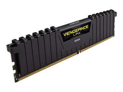 CORSAIR Vengeance DDR4  16GB kit 2666MHz CL16  Ikke-ECC