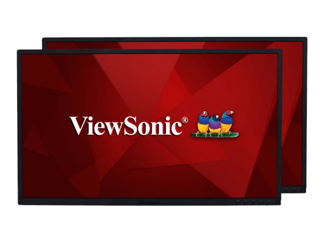 ViewSonic Dual Pack Head-Only VG2448_H2 - LED monitor - Full HD (1080p) - 24""