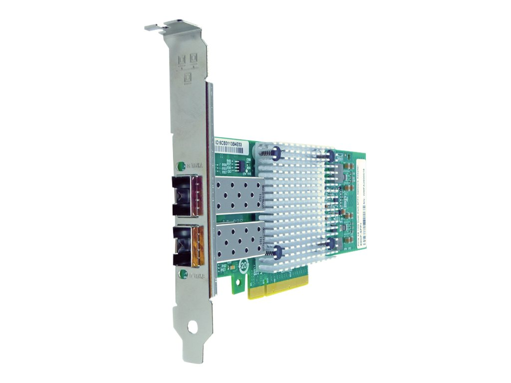 Axiom - network adapter - PCIe 2.0 x8 - 10GBase-LR x 2